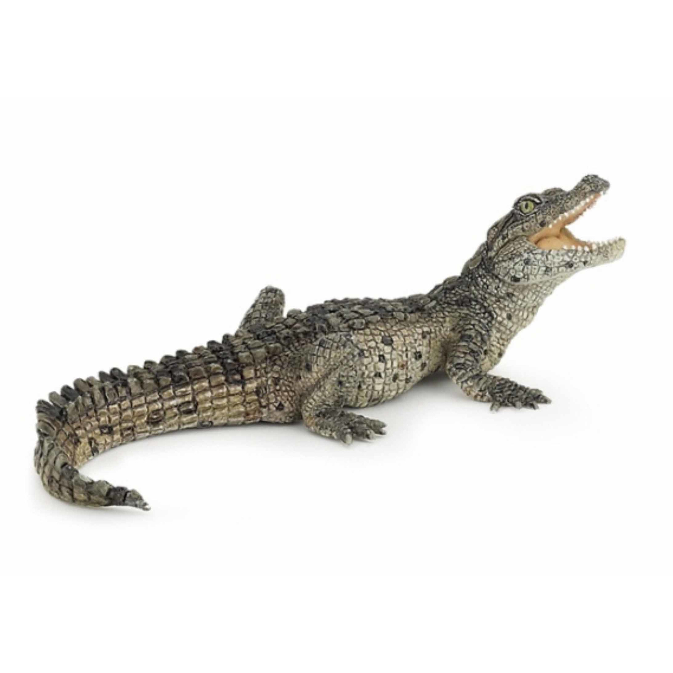 Image of Plastic baby krokodil 10 cm