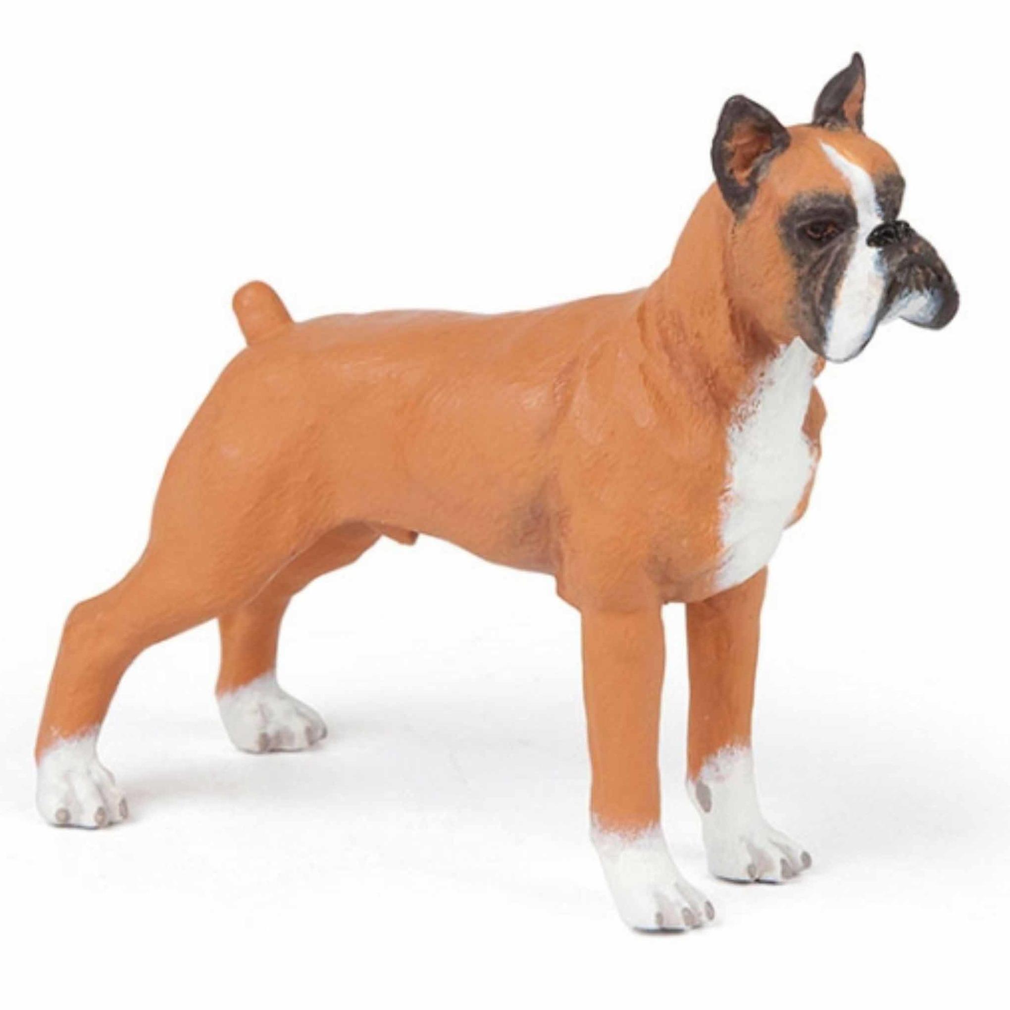 Image of Plastic boxer 7 cm