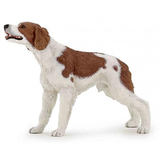 Image of Plastic Bretonse jachthond 9 cm