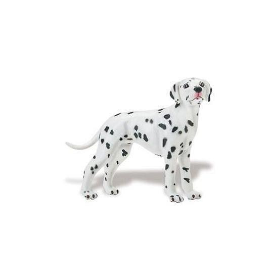 Image of Plastic Dalmatier speelgoed dier 9 cm