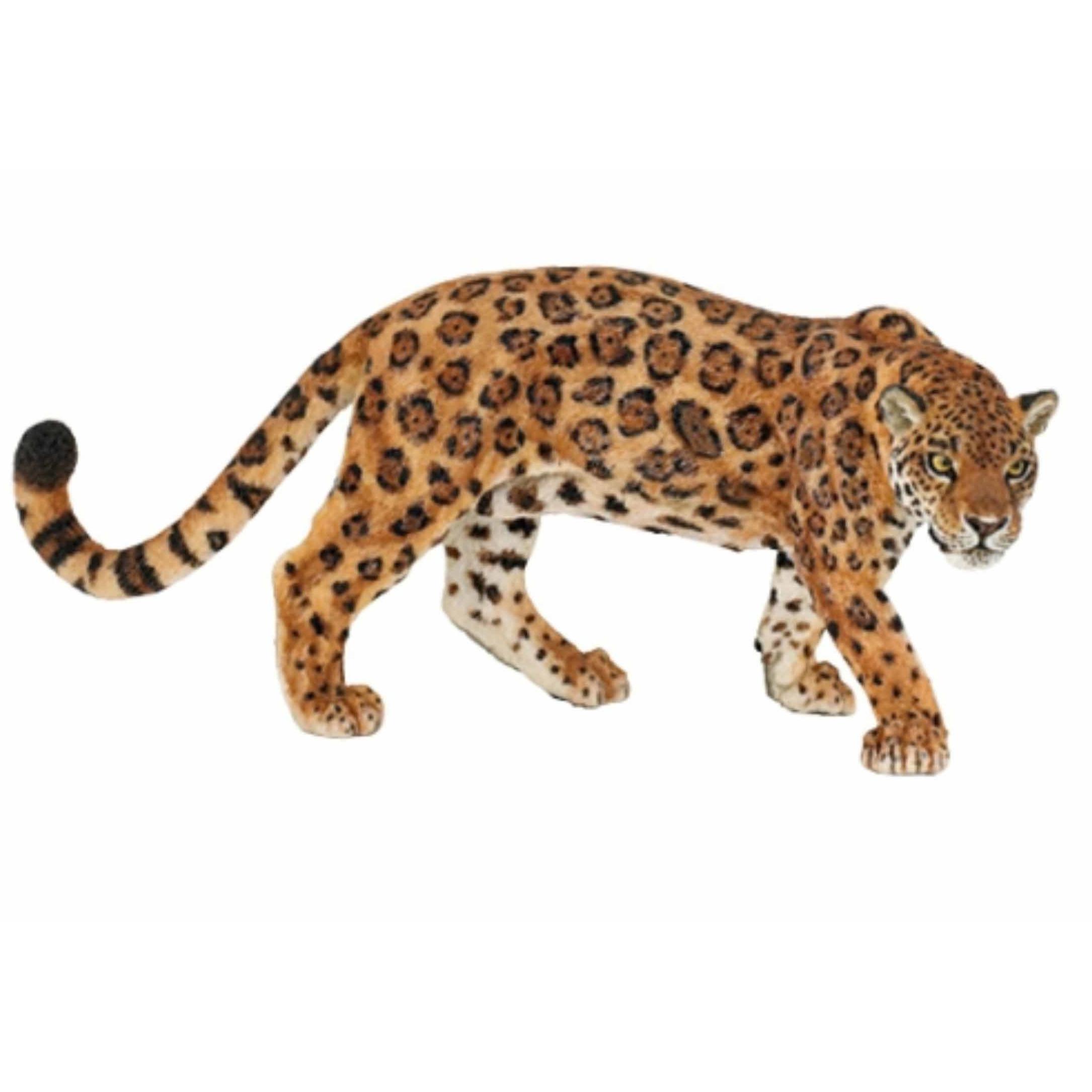 Image of Plastic jaguar 11 cm