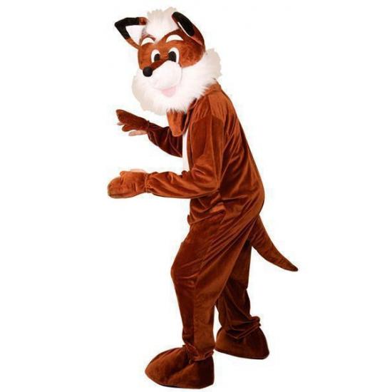 Pluche vos kostuum. pluche vos kostuum, driedelig.het kostuum bestaat uit: hoofd, sloffen en jumpsuit. onze ...