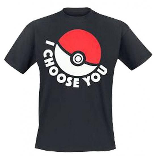 Image of Pokemon t-shirt I choose you