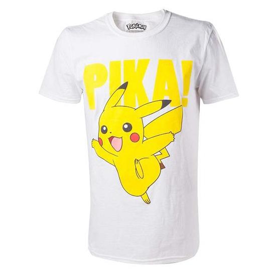Image of Pokemon t-shirt Pikachu