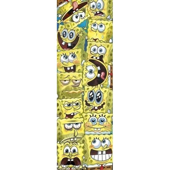 Image of Poster Spongebob Medium 31 x 92 cm