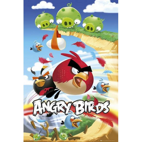 Image of Posters van Angry Birds