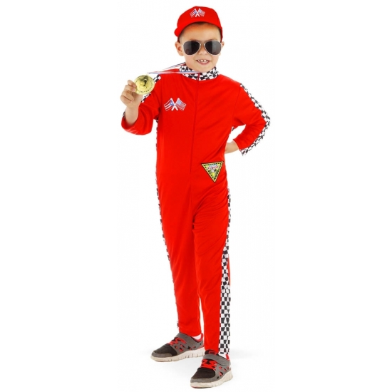 Image of Race verkleed kostuum voor kinderen
