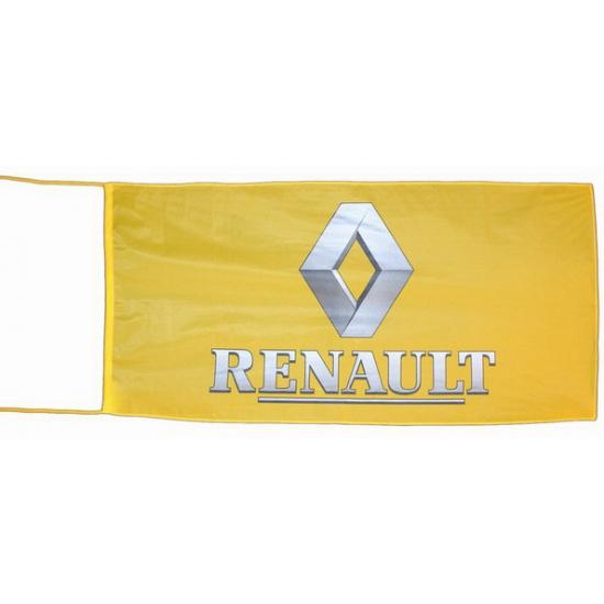 Image of Renault vlag 150 x 75 cm