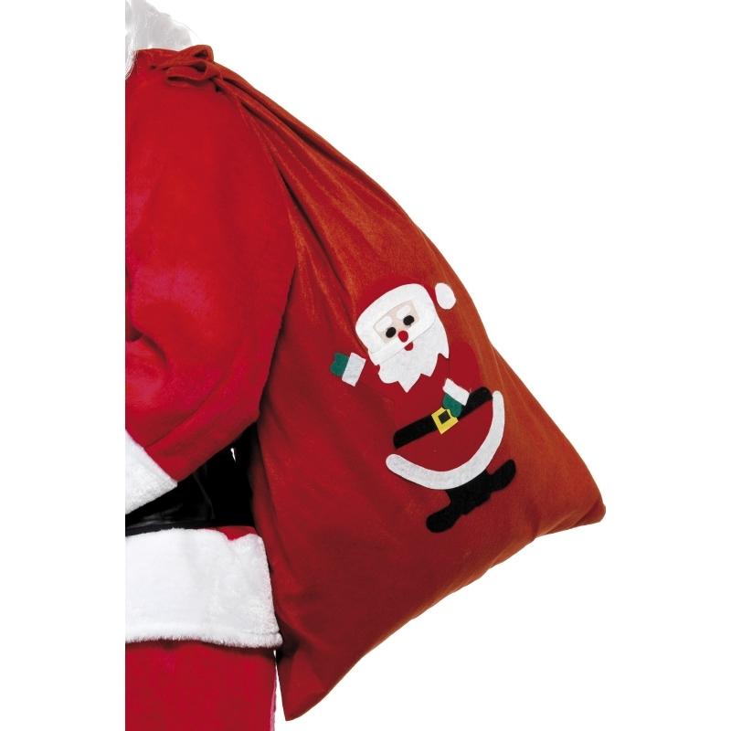Image of Rode kerst kadozak fleece