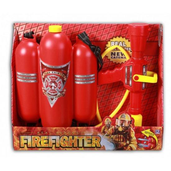 Image of Rode speelgoed brandblusser