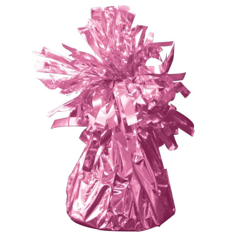 Image of Roze ballon gewicht 170 gram