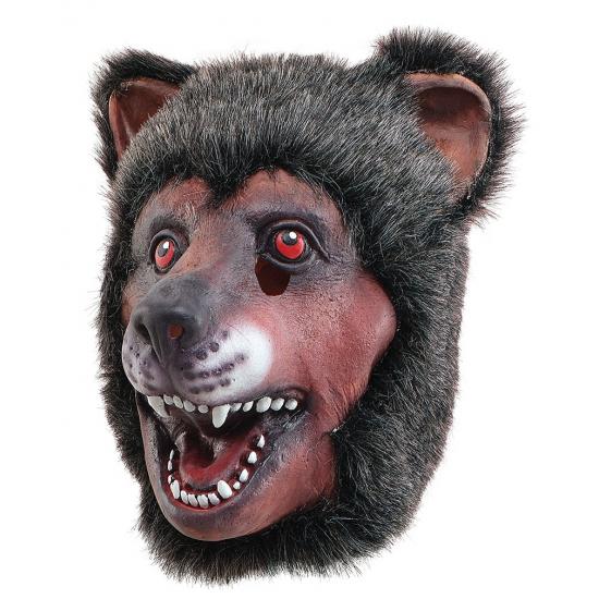 Image of Rubberen beren maskers