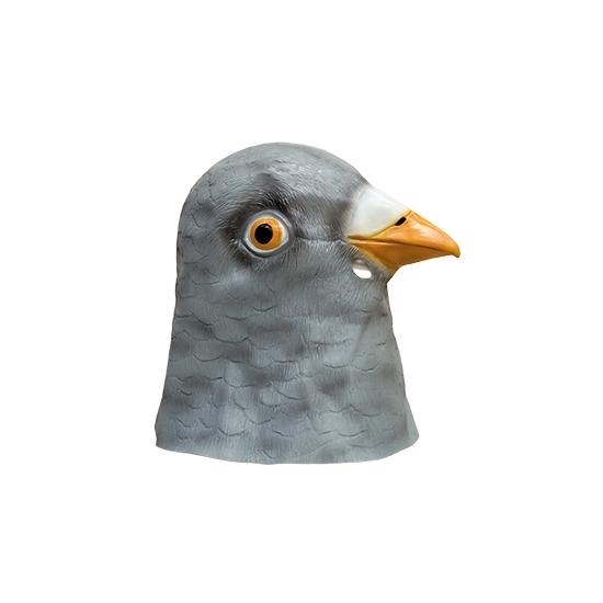 Image of Rubberen tortelduifje masker