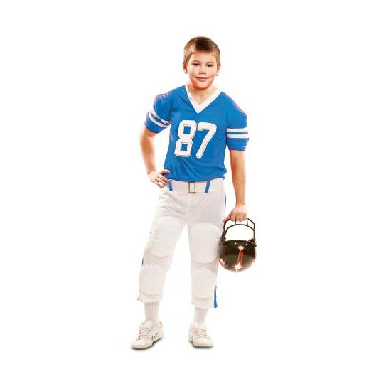 Rugby speler outfit voor kinderen