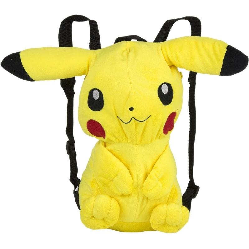 Image of Rugzak Pikachu voor Ash Ketchum verkleedoutfit
