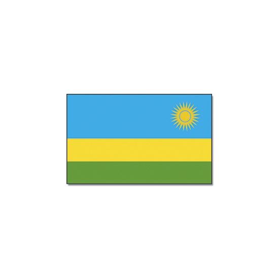 Image of Rwandese vlaggen