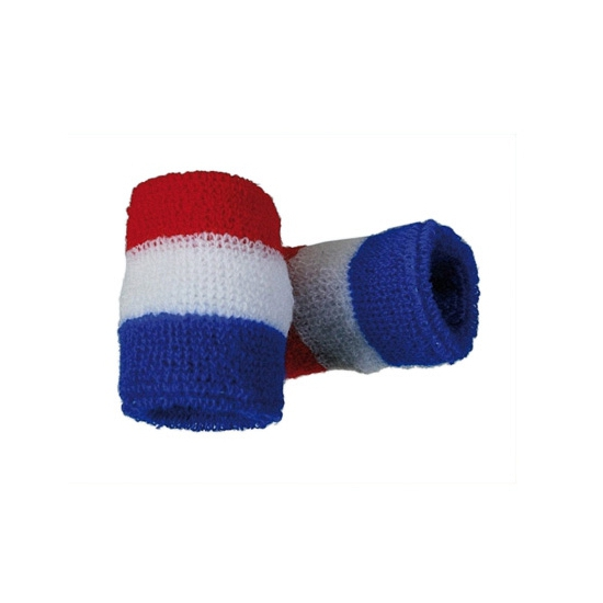 Image of RWB zweetbandjes voor de pols