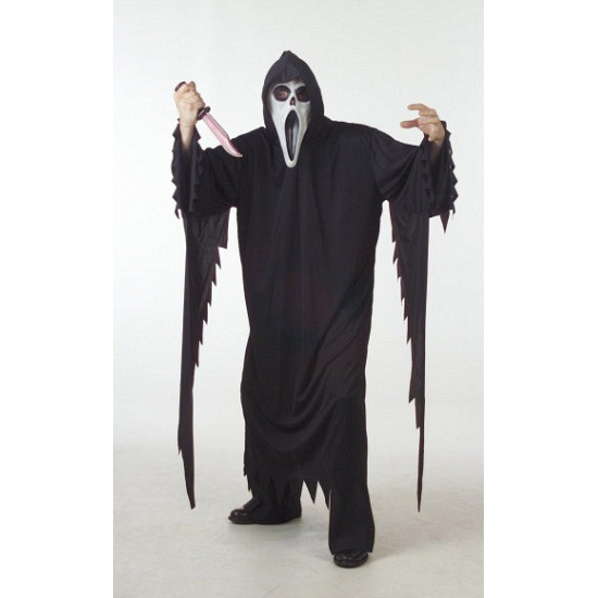 Image of Scream kostuum grote maat