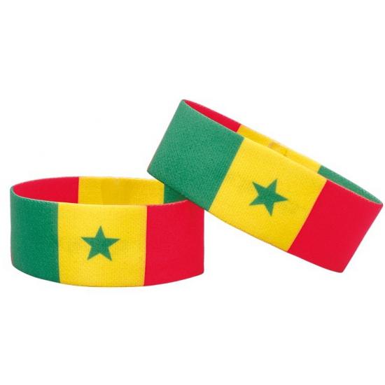 Senegal sport polsbandje