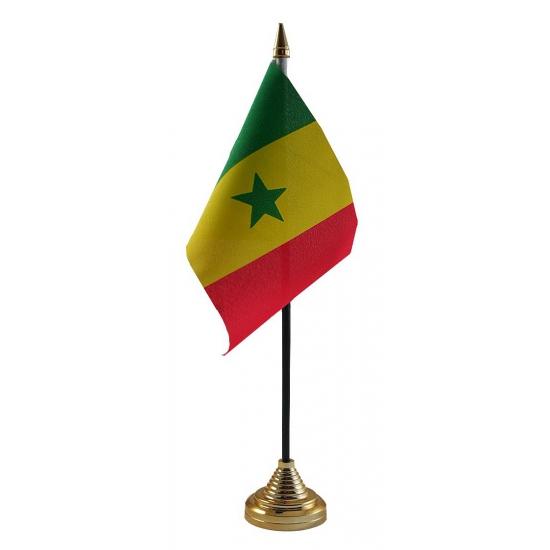 Senegalese tafelvlaggetjes