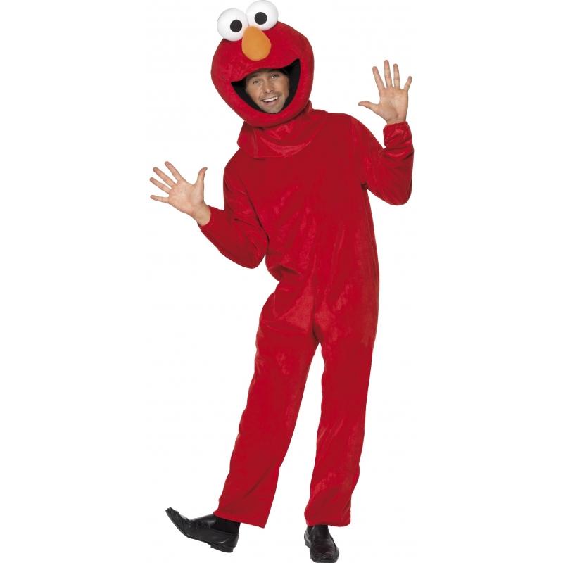 Image of Sesamstraat pak Elmo