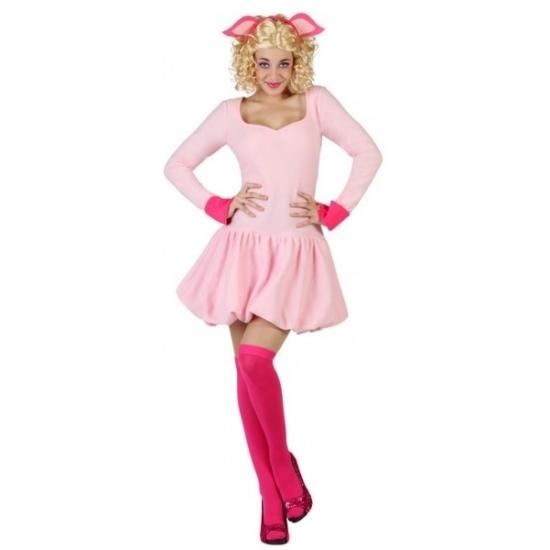Image of Sexy varken kostuum voor dames