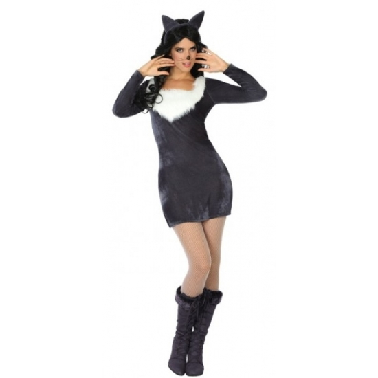 Image of Sexy wolf kostuum voor dames