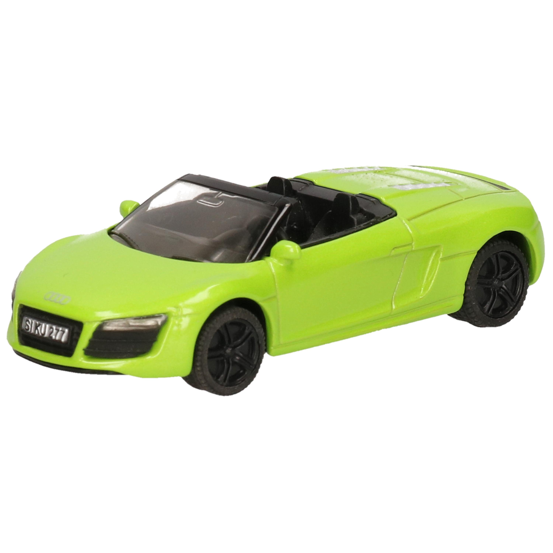 Image of Siku Audi cabrio modelauto