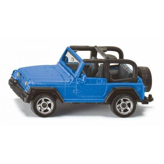 Image of Siku Jeep Wrangler modelauto