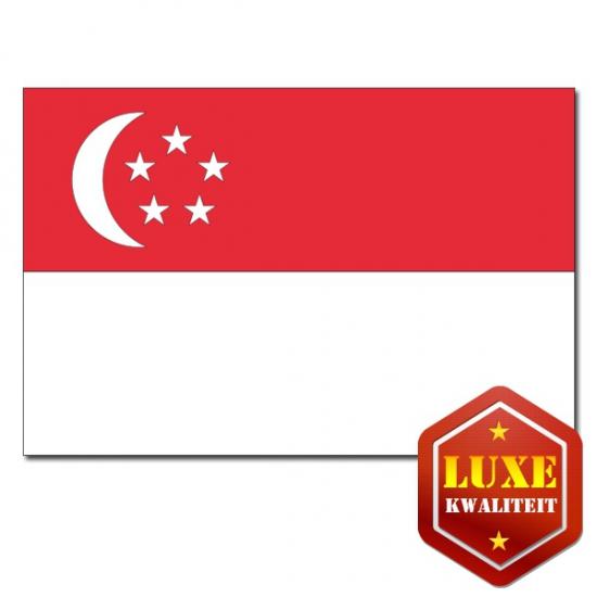 Singaporese landen vlag