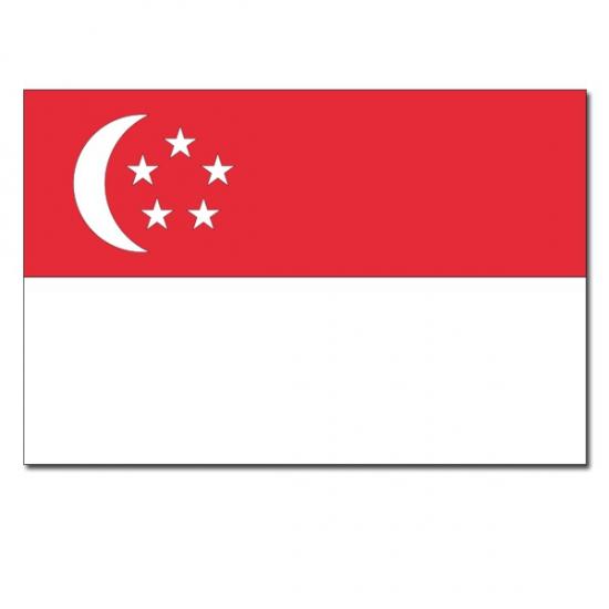 Singaporese vlaggen