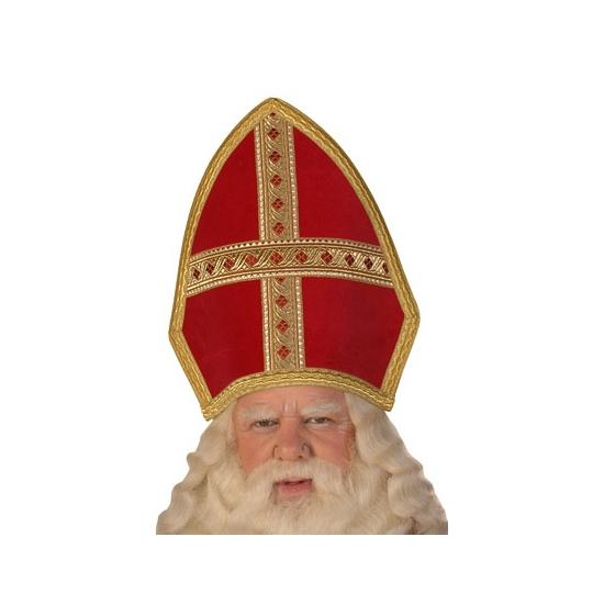 Image of Sinterklaas Luxe Sinterklaas mijter