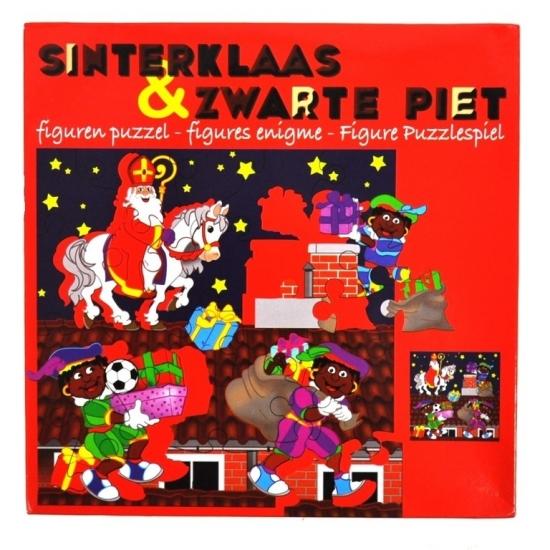 Image of Sinterklaas Sinterklaas en Piet puzzel 35 cm