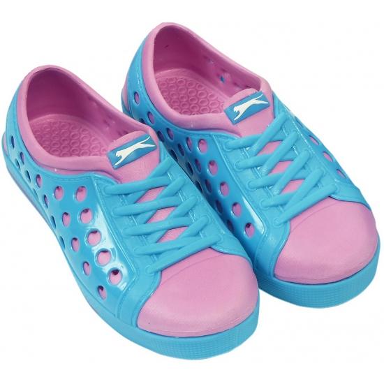 Image of Slazenger waterschoenen voor meisjes blauw/roze