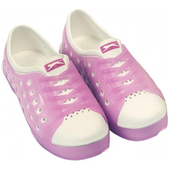 Image of Slazenger waterschoenen voor meisjes roze/wit