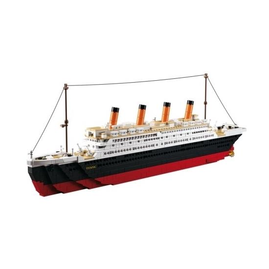 Image of Sluban RMS Titanic speelgoed steentjes
