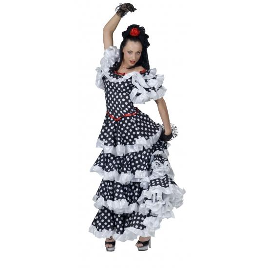 Image of Spaanse Flamenco jurk