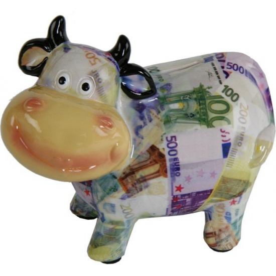 Image of Spaarpot euro koe