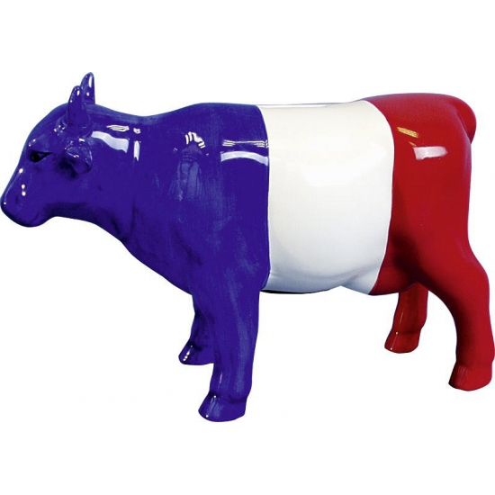 Image of Spaarpot koe Frankrijk