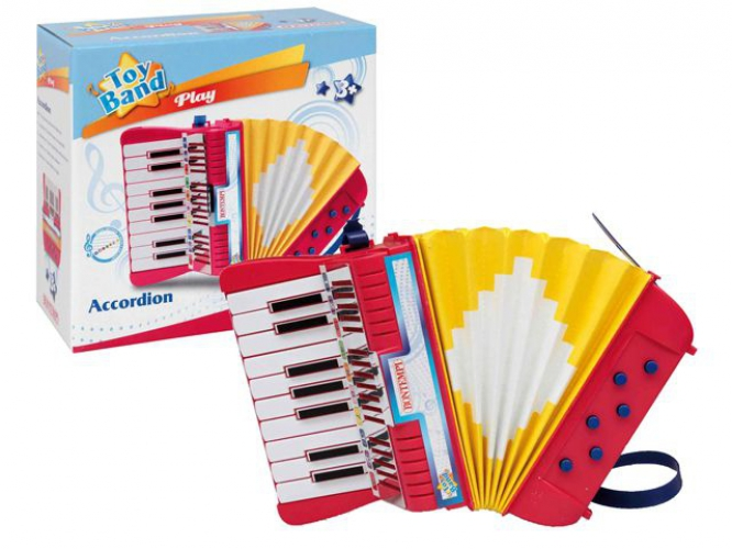 Speelgoed accordeon Bontempi