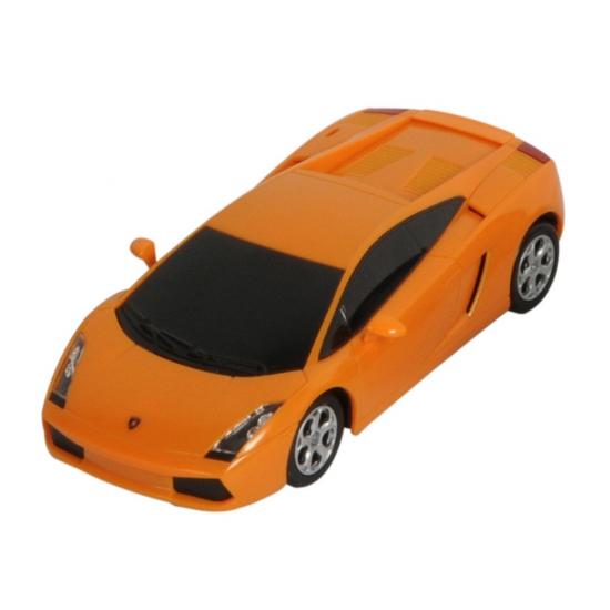 Speelgoed Oranje Lamborghini Gallardo Auto 16 Cm Oranjeshopper Kopen