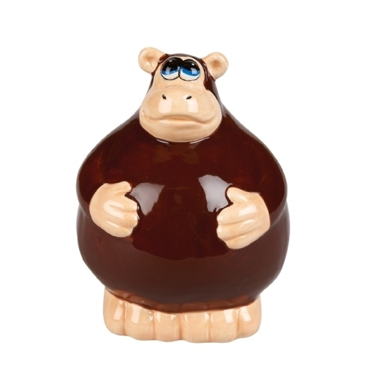 Image of Speelgoed spaarpot aap