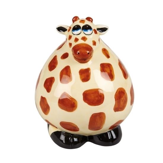 Image of Speelgoed spaarpot giraffe