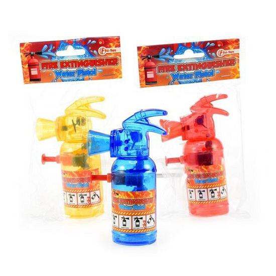 Image of Speelgoed waterpistool brandblusser