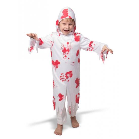 Image of Spook kostuum met bloed voor kinderen