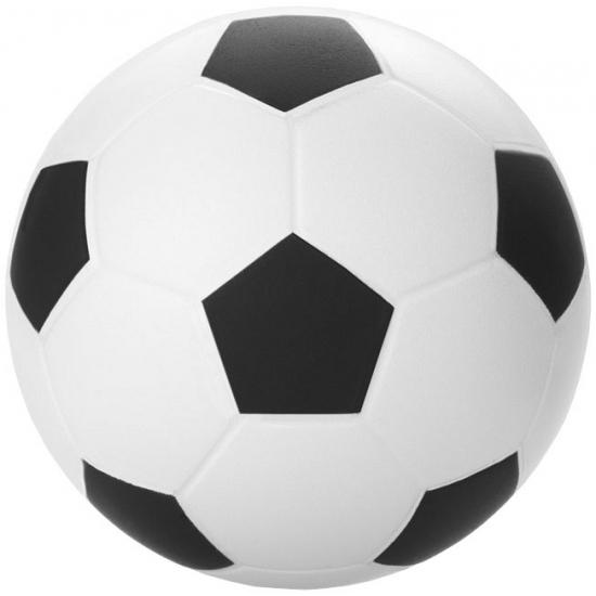 Stress ballen voetbal 6 cm