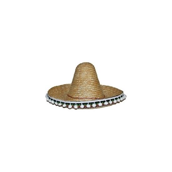 Image of Stro sombrero 60 cm voor volwassenen