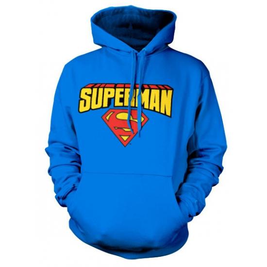 Image of Superman hoodie voor volwassenen