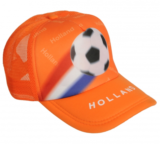 Image of Supporters pet Holland oranje