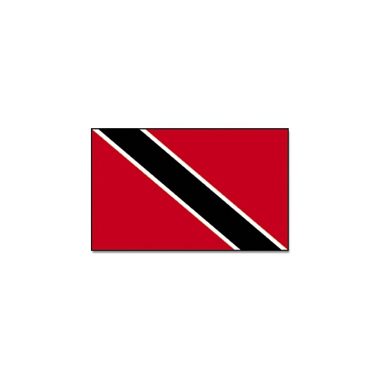 Image of Supporters vlag Trinidad en Tobago